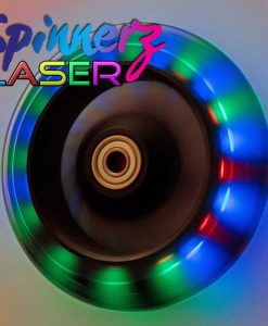 flashing Wheelchair Castors